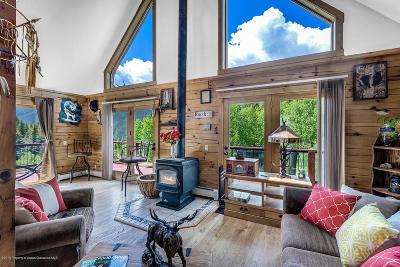 Basalt Single Family Home For Sale: 1404 McLaughlin Lane