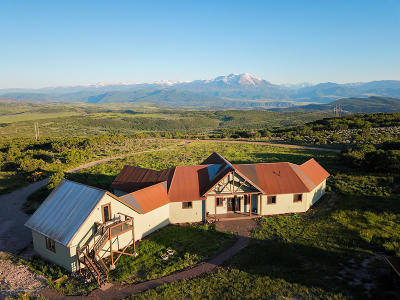 Glenwood Springs Single Family Home For Sale: 1251 Homestead Road
