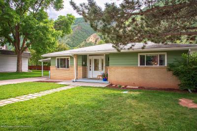 Glenwood Springs Single Family Home For Sale: 320 Park Drive
