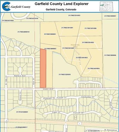 Silt Residential Lots & Land For Sale: County Road 218