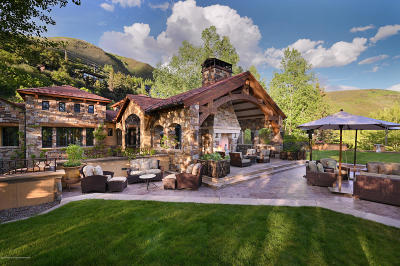 Aspen CO Single Family Home For Sale: $19,950,000