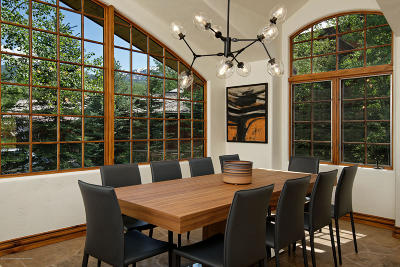 Snowmass Single Family Home For Sale: 63 Meadow Road
