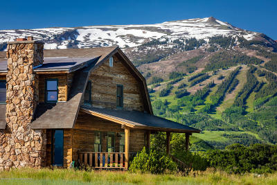 Snowmass Single Family Home For Sale: 350 Rabbit Way