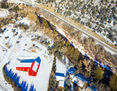 Basalt Farm & Ranch For Sale: 1633 Emma Spur