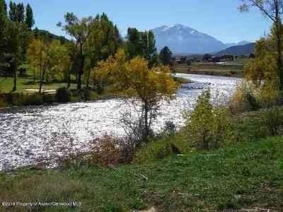Glenwood Springs Residential Lots & Land For Sale: 1174 River Bend Way