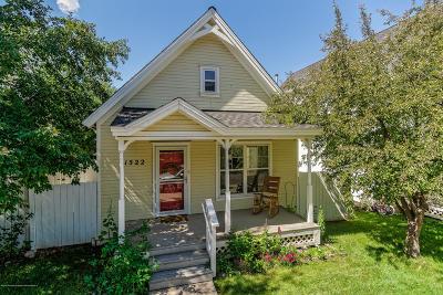 Glenwood Springs Single Family Home For Sale: 1522 Shepherds Lane