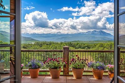 Carbondale Farm & Ranch For Sale: 2112 Ten Peaks Mesa Road