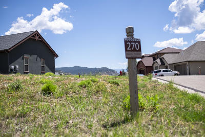 Glenwood Springs Residential Lots & Land For Sale: 1 Eagle Claw Circle