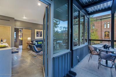 Aspen Rental For Rent: 434 E Main Street #201