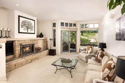 Snowmass Condo/Townhouse For Sale: 381 Ridge Road #A2