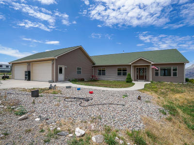 Battlement Mesa, Parachute Single Family Home For Sale: 2347 Co Rd 306