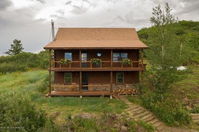 Glenwood Springs Single Family Home For Sale: 4285 Cr 127