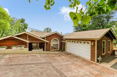 Glenwood Springs Single Family Home For Sale: 139 Ptarmigan Lane