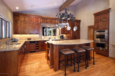 Aspen Single Family Home For Sale: 700 Castle Creek Drive