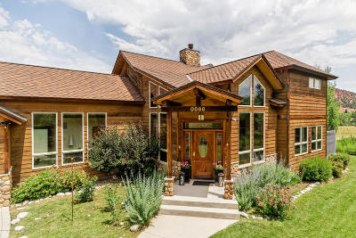 Carbondale Single Family Home For Sale: 68 Iron Horse Road