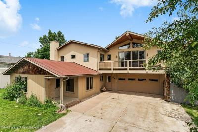Carbondale Single Family Home For Sale: 81 Cheyenne Avenue