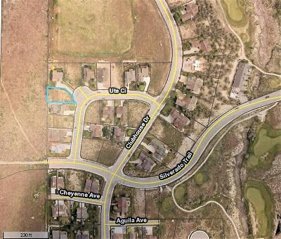 New Castle Residential Lots & Land For Sale: 837 Ute Circle