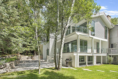 Aspen Condo/Townhouse For Sale: 521 N 7th Street