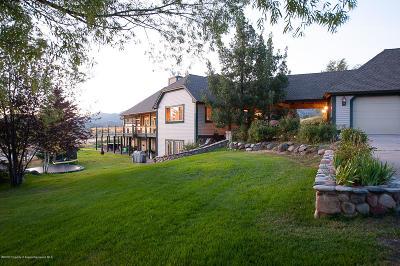 Silt Single Family Home For Sale: 6191 Co Rd 233