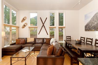 Aspen Condo/Townhouse For Sale: 900 E Durant Avenue #B-105
