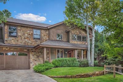 Basalt Single Family Home For Sale: 925 Lupine Circle