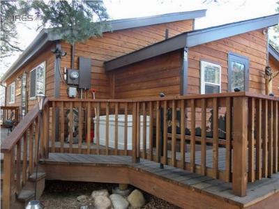 Estes Park Single Family Home For Sale: 525 Pine River Ln #B