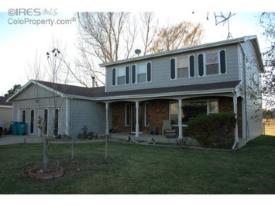 Single Family Home For Sale: 5425 S County Road 7