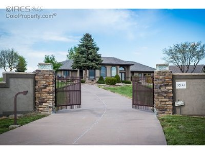 Longmont Single Family Home For Sale: 10141 Yellowstone Rd