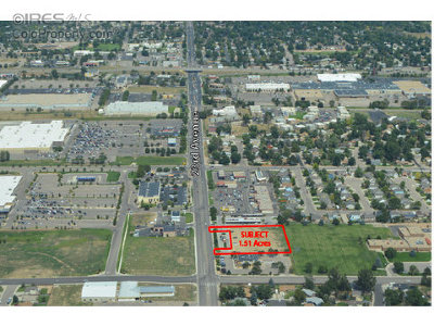 Evans Residential Lots & Land For Sale: 3350 23rd Ave