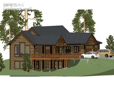 Estes Park Single Family Home For Sale: Ypsilon Cir #Lot 7