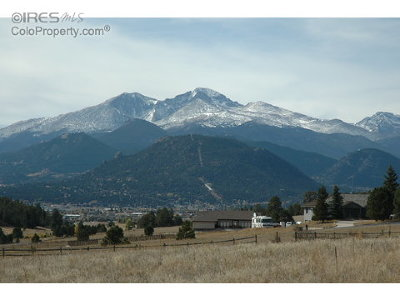 Estes Park Single Family Home For Sale: 2351 Dry Gulch Rd