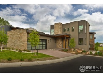 Boulder CO Single Family Home For Sale: $2,590,000