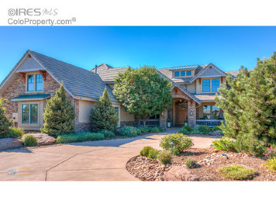 Boulder CO Single Family Home For Sale: $1,998,000