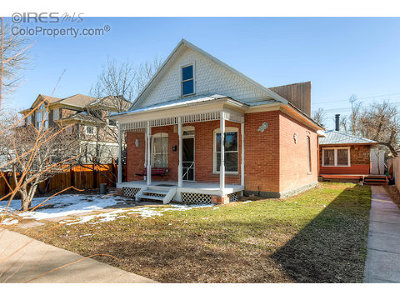 Boulder CO Single Family Home For Sale: $2,500,000