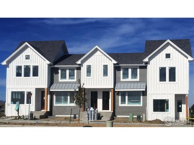 Berthoud Condo/Townhouse For Sale: 1124 Little Branch Ln
