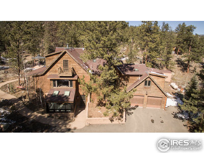 Glen Haven CO Single Family Home For Sale: $698,000