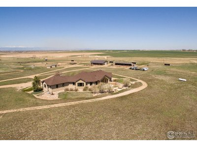 Fort Lupton CO Single Family Home For Sale: $1,500,000