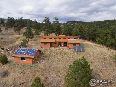 Boulder Single Family Home For Sale: 1111 Pika Rd