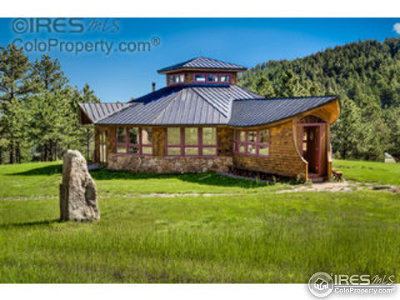Boulder CO Single Family Home For Sale: $5,200,000
