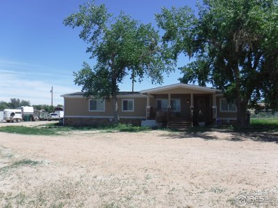 Fort Lupton Single Family Home For Sale