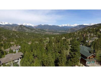 Estes Park Residential Lots & Land For Sale: 3434 Eaglecliff Cir Dr #E