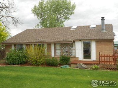 Weld County Single Family Home For Sale: 13518 County Road 1