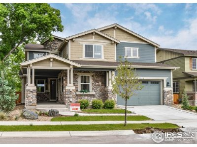 Larimer County Single Family Home For Sale: 1208 Peony Way