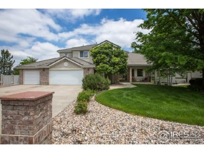 Fort Collins Single Family Home For Sale: 5256 Augusta Trl
