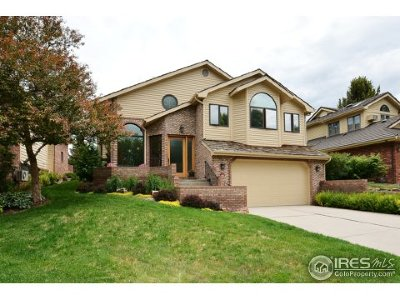 Larimer County Single Family Home For Sale: 1916 Cottonwood Point Dr