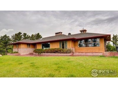 Loveland Single Family Home For Sale: 9715 Prairie Way
