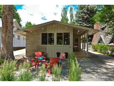 Longmont Single Family Home For Sale: 912 5th Ave