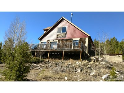 Larimer County Single Family Home For Sale: 171 Shoshoni Dr