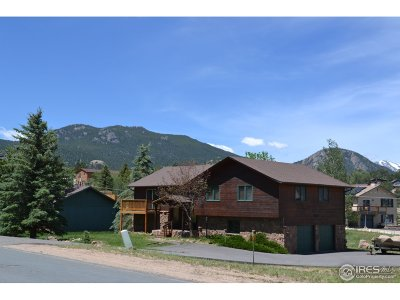 Estes Park Single Family Home For Sale: 2011 Fish Creek Rd