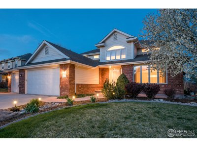 Fort Collins Single Family Home For Sale: 6236 Rookery Rd